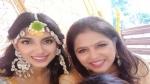 Rana Daggubati's Mother-In-Law Gets Emotional After Seeing Daughter Miheeka Bajaj In Wedding Lehenga
