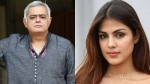 Hansal Mehta Slams Rhea Chakraborty's Media Trial; Says Media Is Not Competent To Examine The Case