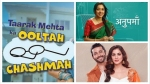 Latest TRP Ratings: Taarak Mehta Ka Ooltah Chashmah Tops The Chart; Anupamaa Makes Grand Entry