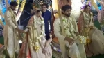 IN PICS: Rana Daggubati And Miheeka Bajaj Tie The Knot