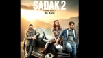 Alia Bhatt's Sadak 2 Trailer Garners Insane Dislikes On YouTube; Kickstarts Meme Fest