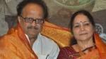SP Balasubrahmanyam's Wife Savitri Subrahmanyam Tests Positive For COVID-19, Admitted To Hospital