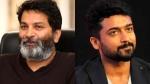 Suriya To Team Up With Hitmaker Trivikram Srinivas For His Next?