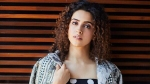 Sanya Malhotra Shoots For A Brand As The Lockdown Eases