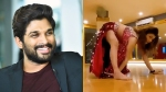 Allu Arjun Is An Inspiration For Urvashi Rautela; Actress Reveals While Posting Sensuous Dance Video