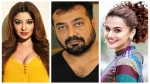 Anurag Kashyap Denies Sexual Harassment Allegations, Taapsee Pannu Extends Support To The Director