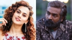Vijay Sethupathi & Taapsee Pannu To Play Double Roles In Their Next?