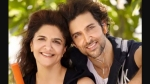 Hrithik Roshan's Mother Pinkie Recovers From COVID-19; Rakesh Roshan Confirms She Is Fine Now