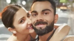 Virat Kohli Makes Sure Anushka Sharma Is Eating Properly Through Hand Gestures; Video Goes Viral