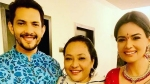 Aditya Narayan-Shweta Agarwal's Pre-Wedding Celebrations: The Couple Look Adorable At Tilak Ceremony