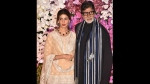 When Amitabh Bachchan Said If Shweta Bachchan Wants To Join Films, 'It Is Up To Her Husband'