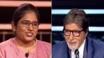 Kaun Banega Crorepati 12: Amitabh Bachchan Gives Special Name To Contestant Abhilasha Rao Kalwa; Calls Her 'Madam Sir'