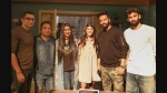 Aditya Roy Kapur's Om: The Battle Within Goes On Floors; Sanjana Sanghi Shares A Glimpse From First Day Of Shoot