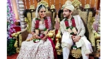 Aditya Narayan And Shweta Agarwal Tie The Knot; First Pictures Out After The Wedding!