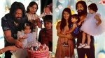 Inside Pictures From Yash And Radhika Pandit's Daughter Ayra's Birthday Bash Are 'Awwdorable'