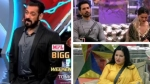 Bigg Boss 14: Salman Khan Slams Sonali Phogat For Abusing & Threatening Rubina; Schools Abhinav Again