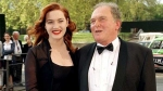 Kate Winslet Reveals Her 81-Year-Old Father Has Received The Coronavirus Vaccine
