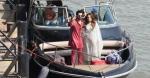 Varun Dhawan And Natasha Dalal Return From Alibaug; Make Way For A Happy Newlywed