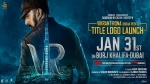 Sudeep Starrer Phantom Has Now Been Titled As Vikrant Rona; Logo Launch To Take Place At The Burj Khalifa