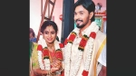 TV Actor Puviarasu Muthusamy Ties The Knot With Mohanapriya; See Wedding Pictures