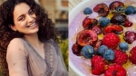 Kangana Ranaut Hits Back At Trolls Accusing Her Of Stealing A Smoothie Image From The Internet