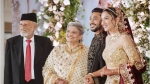 Gauahar Khan Remembers Her Late Father By Sharing An Unseen Video From Her Nikah Ceremony