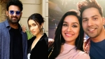 Happy Birthday Shraddha Kapoor: From Prabhas To Varun Dhawan, When Her Co-Stars Heaped Praises On Her!