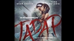 Tadap First Look: Suniel Shetty's Ahan Shetty & Tara Sutaria Sizzle In The Poster Of RX 100 Hindi Remake