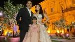 Abhishek Bachchan Praises Aishwarya Rai Bachchan For Teaching Aaradhya 'What It Means To Be A Bachchan'