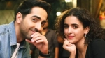 Ayushmann Khurrana Reunites With His Badhaai Ho Co-Star Sanya Malhotra; Read Details Inside