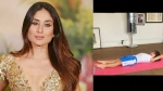 Kareena Kapoor Khan Shares Photo Of Taimur Doing 'Lockdown Yoga'; Her Hilarious Caption Is Relatable!