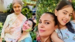 Happy Birthday Lara Dutta: 5 Photos Which Prove That The Bell Bottom Actress Is A Cool Mom!