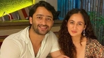 Shaheer Sheikh And Ruchikaa Kapoor Celebrate Six Months Of Marriage; Actor Shares An Adorable Picture