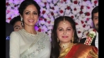 Jaya Prada Recalls Her Rivalry With Sridevi; Says 'We Never Had Eye Contact With Each Other'