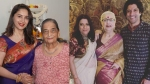 Mother's Day 2021: Farhan Akhtar, Madhuri Dixit, Janhvi Kapoor, & Others Wish Their Moms