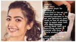 Rashmika Mandanna Resumes Shooting For Goodbye; Expresses Excitement In Her Latest Diary Entry, Read On!