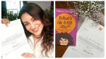 Tisca Chopra Gets A Letter Of Appreciation From Amitabh Bachchan For Her Book What's Up With Me?