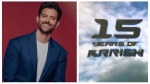 15 Years Of Krrish: Hrithik Roshan Shares Video Celebrating The Most Loved Superhero
