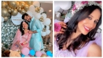 Kishwer Merchant Looks Resplendent At Her Baby Shower With Hubby Suyyash Rai And Family, SEE PICS