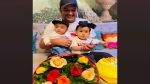 Kapil Sharma Shares First Picture Of His Son Trishaan With Daughter Anayra On Father's Day