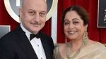 Anupam Kher Shares Special Birthday Wish For Wife Kirron Kher, Anil Kapoor Adds, 'You Are Simply The Best'