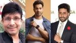KRK Will Stop Reviewing If Abhishek Bachchan, Varun Dhawan Star In His Film To 'Save Bollywood'