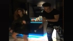 Krushna Abhishek And Arrti Singh Flaunt Killer Dance Moves As They Groove To Bappi Lahri's Song; Watch