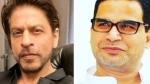 Shah Rukh Khan's Next Project To Be Based On Political Strategist Prashant Kishor's Life?