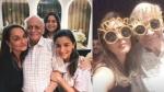 Ranbir, Neetu And Riddhima Attend Alia Bhatt's Grandfather's Birthday Party; See Inside Pictures
