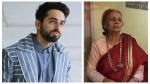 Savita Bajaj Receives Financial Aid From Ayushmann Khurrana, Actor Transfers Huge Amount Into Her Account