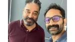 Fahadh Faasil Starts Shooting For Vikram; Shares A Selfie With Kamal Haasan