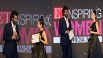 Shehnaaz Gill Receives Promising Fresh Face Award; See Pictures