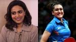 Swara Bhasker Reacts To Tweet Calling Manika Batra 'More Talented & Beautiful' Than Her