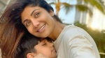 Raj Kundra's Son Viaan Hugs Mommy Shilpa Shetty In His Latest Instagram Post; Netizens Ask Him To Stay Strong